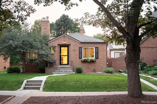 1085 S Elizabeth Street, Denver, CO 80209 (#1712969) :: Berkshire Hathaway Elevated Living Real Estate