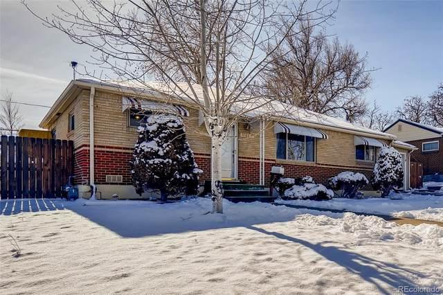 1180 Rowena Street, Thornton, CO 80229 (MLS #1713623) :: 8z Real Estate