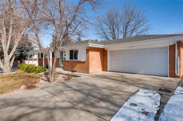 6642 S Pearl Street, Centennial, CO 80121 (#1713661) :: The Heyl Group at Keller Williams