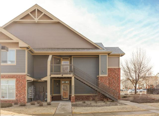 804 Summer Hawk Drive #3205, Longmont, CO 80504 (MLS #1713728) :: Keller Williams Realty