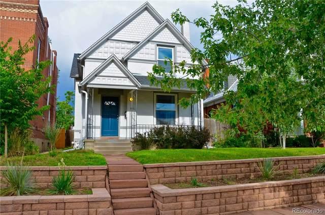 522 S Sherman Street, Denver, CO 80209 (#1713792) :: Berkshire Hathaway Elevated Living Real Estate