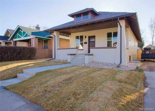 2633 Elm Street, Denver, CO 80207 (#1713929) :: Kimberly Austin Properties
