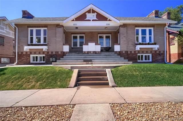 1381 Newton Street, Denver, CO 80204 (#1714136) :: Symbio Denver