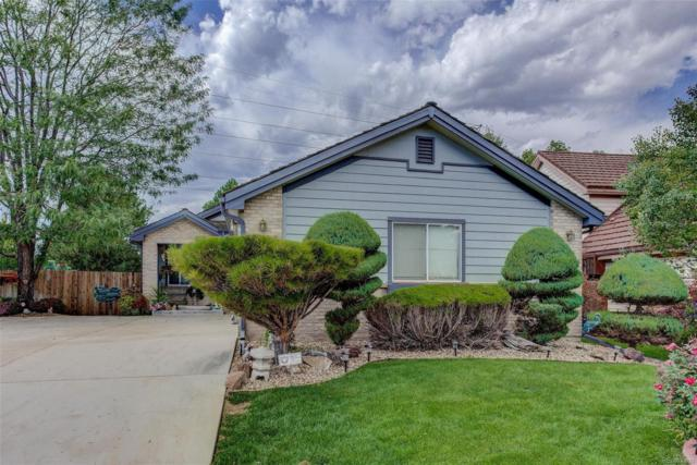 3285 S Tulare Court, Denver, CO 80231 (#1714212) :: The Heyl Group at Keller Williams