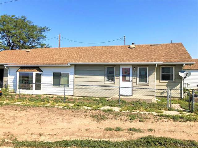 805 Railroad Street, Arriba, CO 80804 (MLS #1714471) :: 8z Real Estate