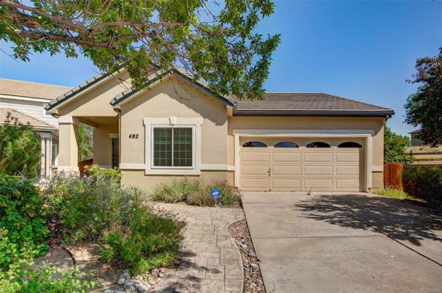 482 Chambers Way, Aurora, CO 80011 (MLS #1715208) :: 8z Real Estate