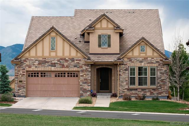 10599 Sundial Rim Road, Highlands Ranch, CO 80126 (#1715298) :: Colorado Home Finder Realty