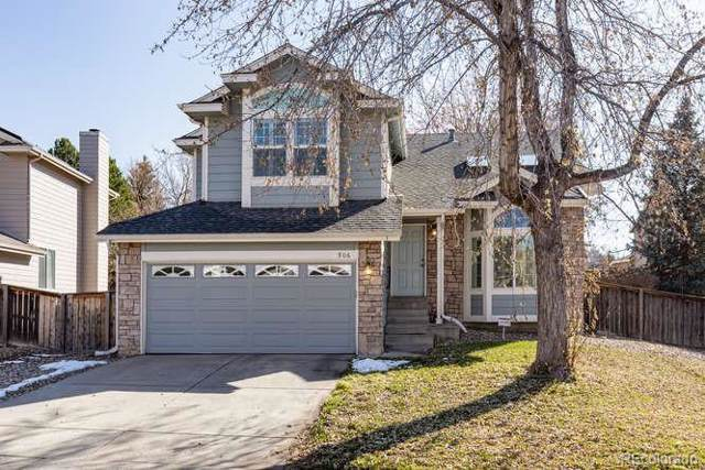 906 Garden Drive, Highlands Ranch, CO 80126 (#1715302) :: The Peak Properties Group