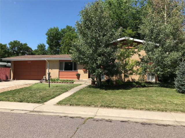 6019 Oak Street, Arvada, CO 80004 (MLS #1715393) :: 8z Real Estate