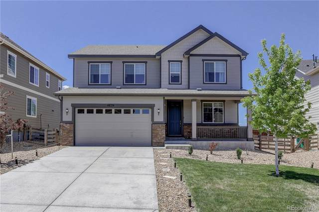 4839 S Versailles Street, Aurora, CO 80015 (#1715568) :: The DeGrood Team