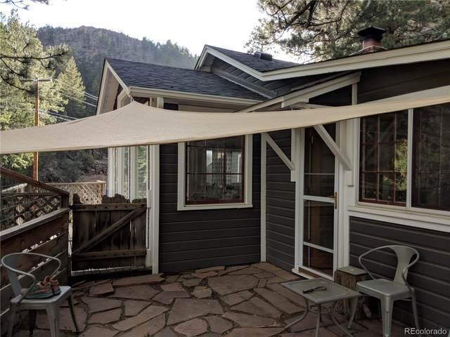 788 Gold Run Road, Boulder, CO 80302 (MLS #1716440) :: Neuhaus Real Estate, Inc.