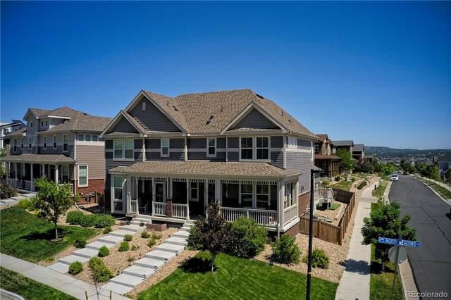 4296 N Meadows Drive, Castle Rock, CO 80109 (#1717020) :: Kimberly Austin Properties