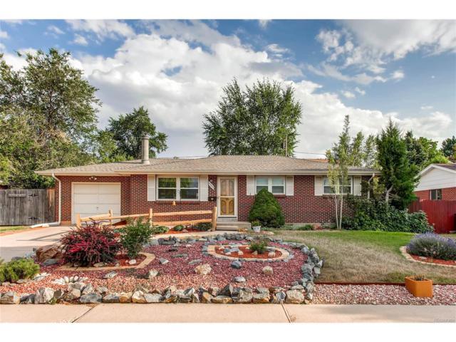 4342 W Quinn Place, Denver, CO 80236 (MLS #1717035) :: 8z Real Estate