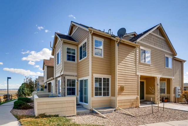 2445 Cutters Circle #101, Castle Rock, CO 80108 (#1717084) :: The Heyl Group at Keller Williams
