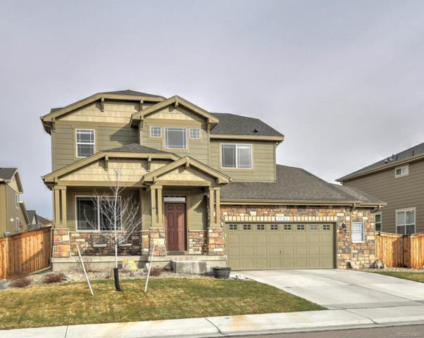 7721 E 137th Avenue, Thornton, CO 80602 (#1717273) :: The Peak Properties Group