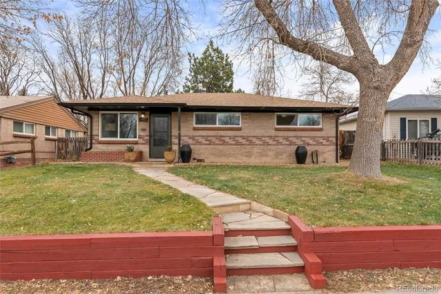 3976 S Huron Street, Englewood, CO 80110 (#1717320) :: Colorado Home Finder Realty