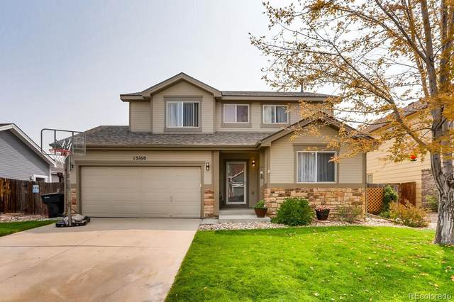 13160 Birch Way, Thornton, CO 80241 (MLS #1717335) :: Kittle Real Estate