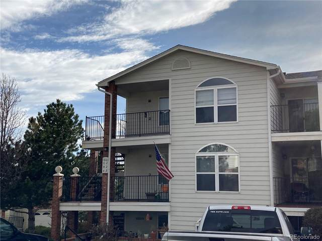 1880 S Cole Street C2, Lakewood, CO 80228 (#1717375) :: Chateaux Realty Group