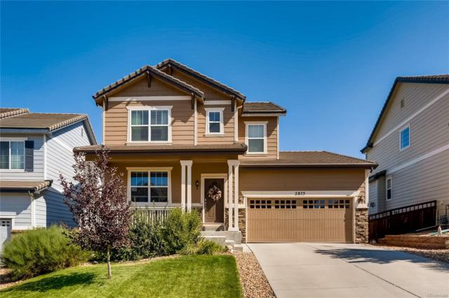 2875 Black Canyon Way, Castle Rock, CO 80109 (#1717538) :: Colorado Home Finder Realty