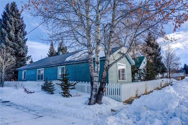 332 W 3rd Street, Leadville, CO 80461 (#1717966) :: Relevate | Denver