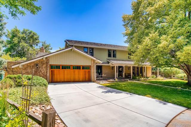 3824 S Poplar Street, Denver, CO 80237 (#1718391) :: The Brokerage Group
