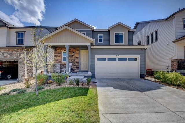 15186 W 94th Avenue, Arvada, CO 80007 (#1718550) :: Bring Home Denver with Keller Williams Downtown Realty LLC