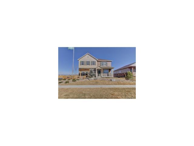 6466 N Espana Court, Aurora, CO 80019 (MLS #1718559) :: 8z Real Estate