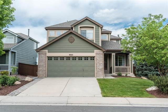 9345 Cove Creek Drive, Highlands Ranch, CO 80129 (#1718769) :: The Brokerage Group
