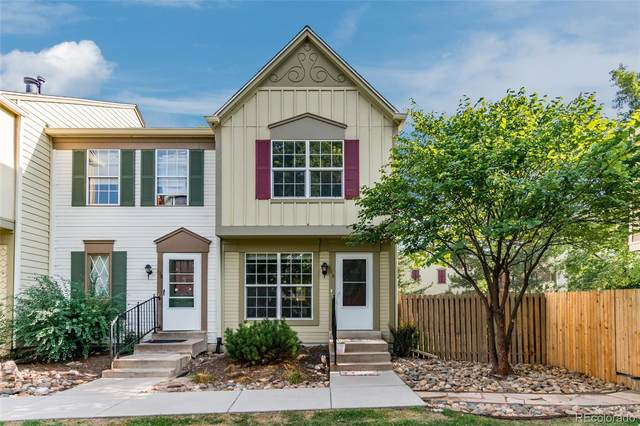 1811 S Quebec Way #112, Denver, CO 80231 (MLS #1718890) :: Bliss Realty Group