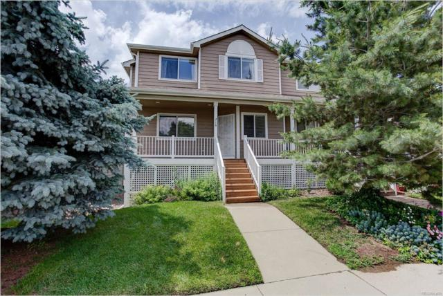716 2nd Street, Golden, CO 80403 (#1718971) :: The City and Mountains Group