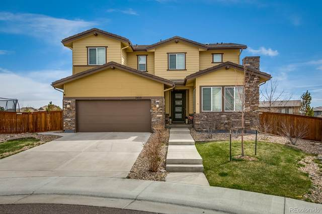 14018 Touchstone Street, Parker, CO 80134 (MLS #1719053) :: Keller Williams Realty
