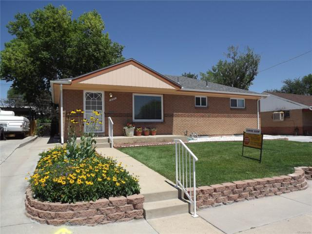 2121 W 73rd Avenue, Denver, CO 80221 (MLS #1719056) :: 8z Real Estate