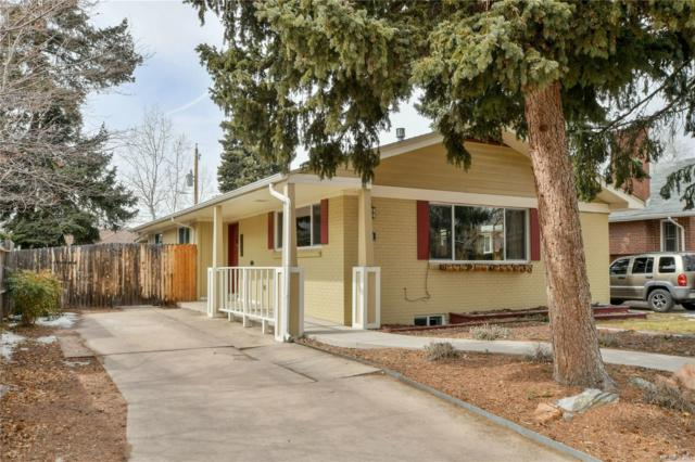 2663 Dexter Street, Denver, CO 80207 (#1719097) :: The Heyl Group at Keller Williams