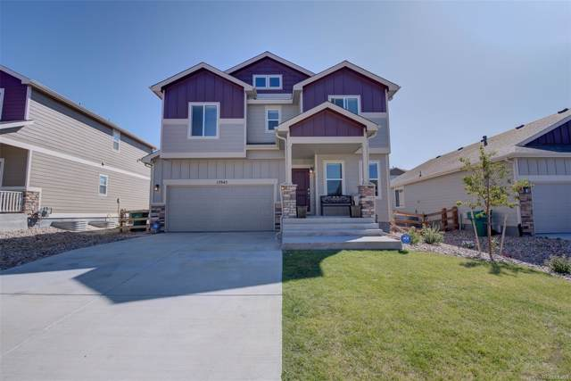 17945 White Marble Drive, Monument, CO 80132 (MLS #1719149) :: 8z Real Estate