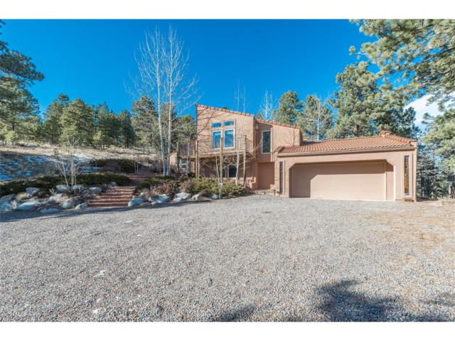 30194 Wild West Trail, Evergreen, CO 80439 (MLS #1719413) :: 8z Real Estate