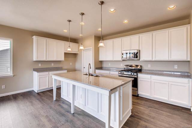 5716 Saddle Skirt Street, Parker, CO 80134 (#1719414) :: The Griffith Home Team