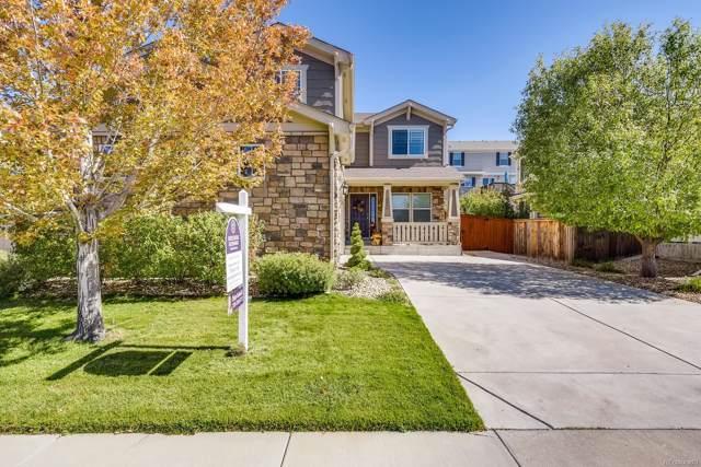 5024 S Gold Bug Way, Aurora, CO 80016 (MLS #1719478) :: 8z Real Estate