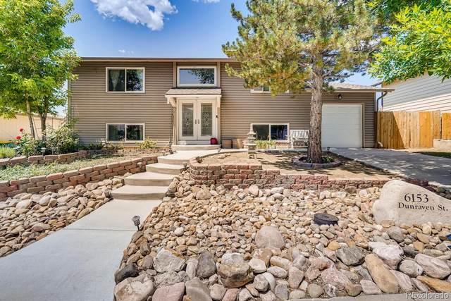 6153 Dunraven Street, Golden, CO 80403 (MLS #1719727) :: 8z Real Estate