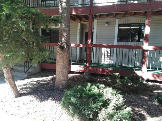 8613 Clay Street #206, Westminster, CO 80031 (#1720021) :: Colorado Home Finder Realty