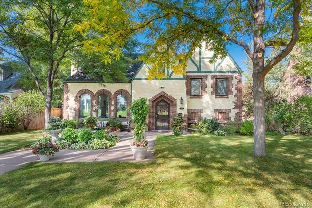 225 N Bellaire Street, Denver, CO 80220 (#1720149) :: Colorado Home Finder Realty