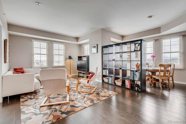 300 W 11th Avenue 7F, Denver, CO 80204 (#1720156) :: Harling Real Estate