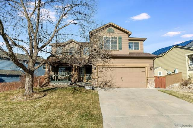9445 Wolfe Place, Highlands Ranch, CO 80129 (#1720160) :: The Healey Group