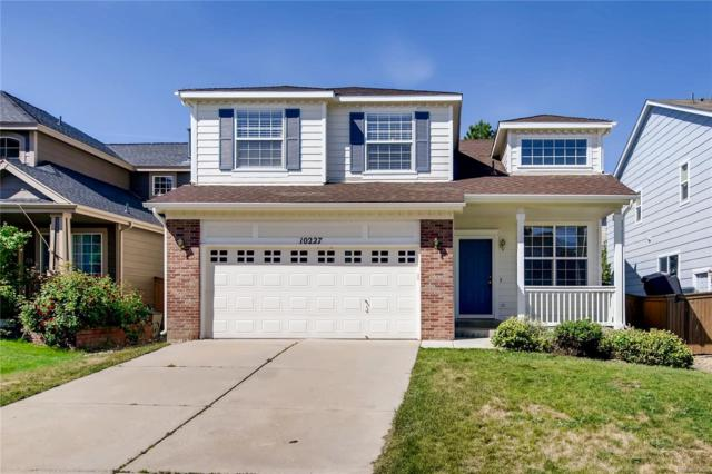 10227 Rotherwood Circle, Highlands Ranch, CO 80130 (#1720797) :: Bring Home Denver with Keller Williams Downtown Realty LLC