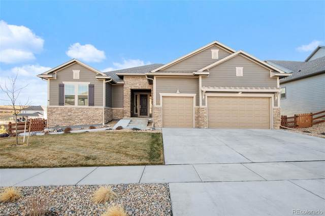 18218 W 95th Avenue, Arvada, CO 80007 (#1720989) :: The DeGrood Team