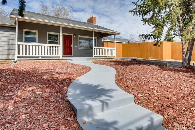 365 W Oxford Avenue, Englewood, CO 80110 (#1721881) :: The Gilbert Group