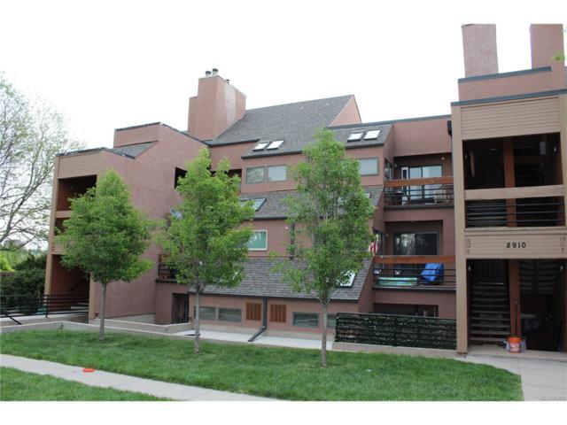 8910 Fox Drive #14, Thornton, CO 80260 (MLS #1722266) :: 8z Real Estate