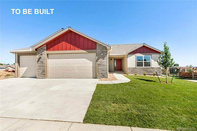 310 Ptarmigan Street, Severance, CO 80550 (MLS #1722322) :: Kittle Real Estate