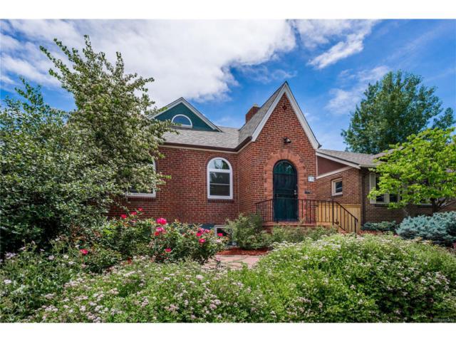 738 S York Street, Denver, CO 80209 (MLS #1722656) :: 8z Real Estate