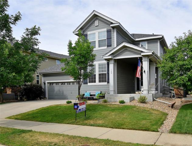 1124 Koss Street, Erie, CO 80516 (#1722987) :: The Griffith Home Team