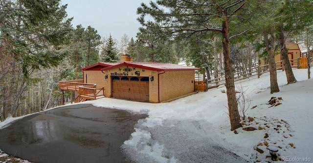 332 Meadow View Drive, Evergreen, CO 80439 (#1723154) :: HomeSmart